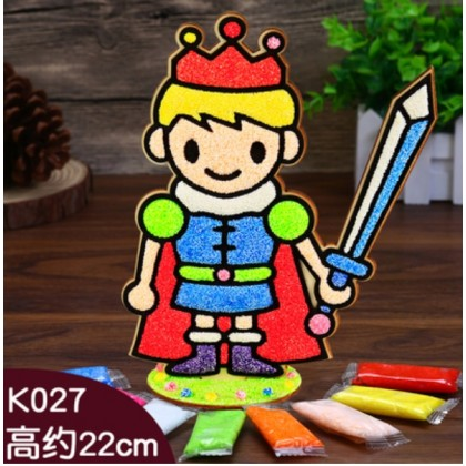 Cartoon Standee Foam Clay